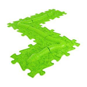 MUFFIK Orthopedic Floor Mats Snake Set Sensory Path