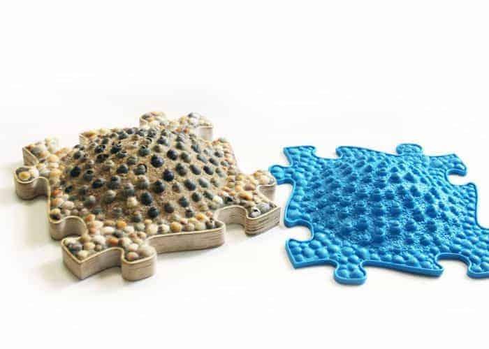 MUFFIK snail mat and its original mold